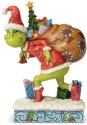 Grinch by Department 56 6004062 Grinch Tip Toeing Figurine
