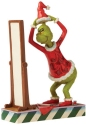 Grinch by Department 56 6006569 Grinch In Santa Suit Figurine