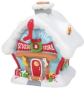 Grinch Villages by Department 56 6007770 Whoville Stocking Store Figurine