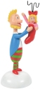 Grinch Villages by Department 56 6007773 A Who's Perfect Stocking Figurine