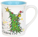 Grinch by Department 56 6011014 Cindy Lou Who Mug
