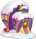 Dr Seuss by Department 56 803394 Who-Ville Toy Store Lighted House