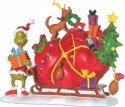 Grinch Villages by Department 56 804158 The Grinch's Small Heart Grew
