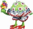 Special Sale 13927 Fabulous Shell Show 13927 Tuti-Fruity Ornament