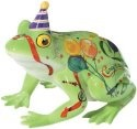 Fanciful Frogs 6332 Hoppy Birthday