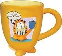 Garfield 15292 I'm Up For A Cup Mug