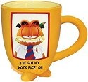 Garfield 15293 I've Got My Work Face On Mug