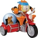 Garfield 15955 Fastest Cat in Town 85mm Waterglobe
