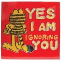 Garfield 15967 Yes I Am Tile 8X8