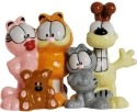 Garfield 15972 Garfield and Friends Salt and Pepper Shakers