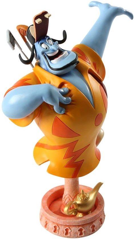 Disney Grand Jesters Studio 4024306 Genie as Tourist Bust 3000 Made