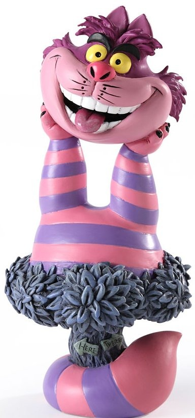 Disney Grand Jesters Studio 4029848 Cheshire Cat Bust 3000 Made