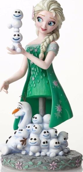 Disney Grand Jesters Studio 4053355 Frozen Fever Elsa Figurine