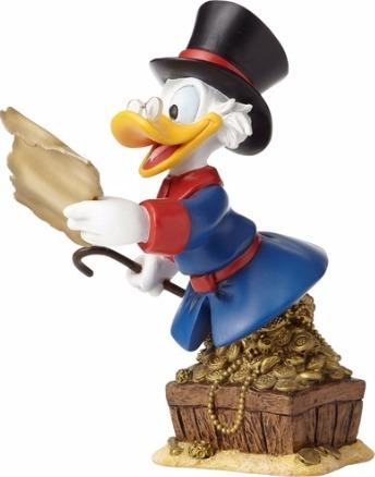 Disney Grand Jesters Studio 4055862 Scrooge - Duck Tales Figurine