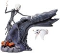 Disney Grand Jesters Studio 6005300 Jack Playing Fetch Figurine