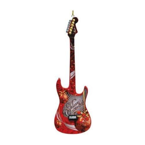 Special Sale 12081 Guitar Mania 12081 Merry Christmas Ornament