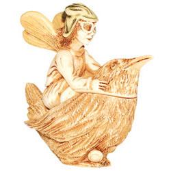 Bon Marche AQF12 Wheaff bird fairy The Good Faerie