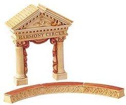 Harmony Kingdom HCCR Circus Ring
