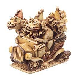 Harmony Kingdom HCRO FA - Road Dogs