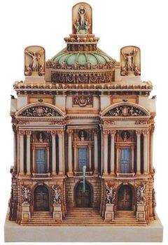 Bon Marche OSLMPO Paris Opera House Luminiart