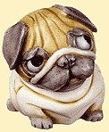 Pot Bellys PBBHO2 Puggy Pug