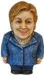 Special Sale PBHHC Pot Bellys PBHHC Hillary Clinton