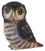 Pot Bellys PBZOW11 Hawk Owl