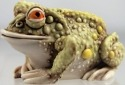Harmony Kingdom CTJFR27 UK 'Thoughtful Prince' Frog LE 450 Edition