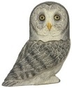 Pot Bellys PBZOW14 Great Gray Owl
