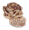 Harmony Kingdom RW97PC Toad Pin