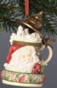 Heart of Christmas 4034478 Santa Stein