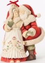 Heart of Christmas 4038653 Mrs. & Mrs. Claus