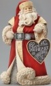 Heart of Christmas 4046827 Santa with He