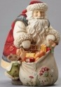 Heart of Christmas 4052755 Santa with Mice