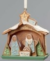 Heart of Christmas 4052796 Gingerbread Nativity