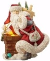Heart of Christmas 4057642 Santa - Chimney