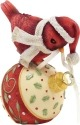 Heart of Christmas 6001378 Baby Birds - bird on ornament