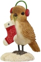 Heart of Christmas 6003894 Bird with stocking