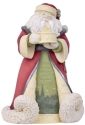 Heart of Christmas 6006523 Santa Bless This Home Figurine