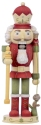 Heart of Christmas 6006526 Nutcracker w- mice Figurine