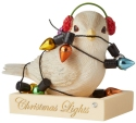 Heart of Christmas 6006535 Bird with Lights Figurine