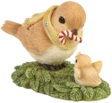 Heart of Christmas 6006536 Mom Bird with Baby Figurine