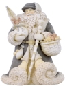 Heart of Christmas 6006540 Woodland Santa Figurine
