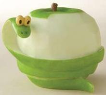 Home Grown 4011652 Green Apple Snake