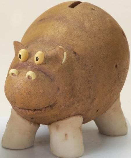 Home Grown A6062 Potato Hippo
