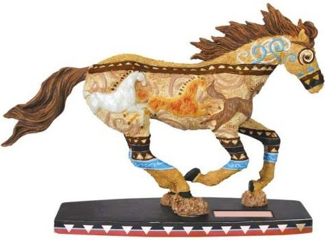Horse of a Different Color 20374 Run Figurine