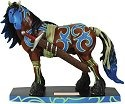 Horse of a Different Color 20314 Woad Figurine