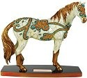 Horse of a Different Color 20316 Carnevale Figurine