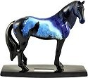 Horse of a Different Color 20322 Evening Howl Figurine
