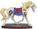 Horse of a Different Color 20328 Paisley Horse Figurine